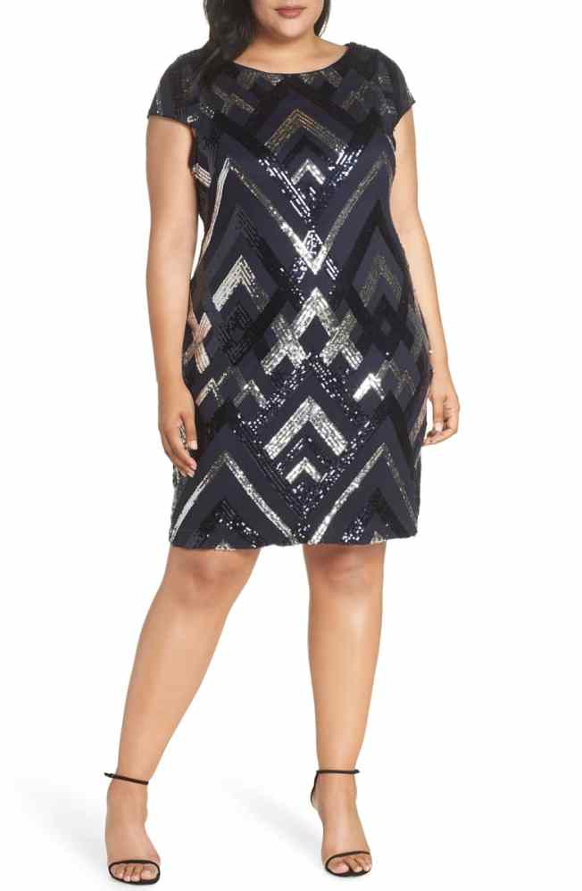 https://shop.nordstrom.com/s/vince-camuto-sequin-cap-sleeve-sheath-dress-plus-size/5066787